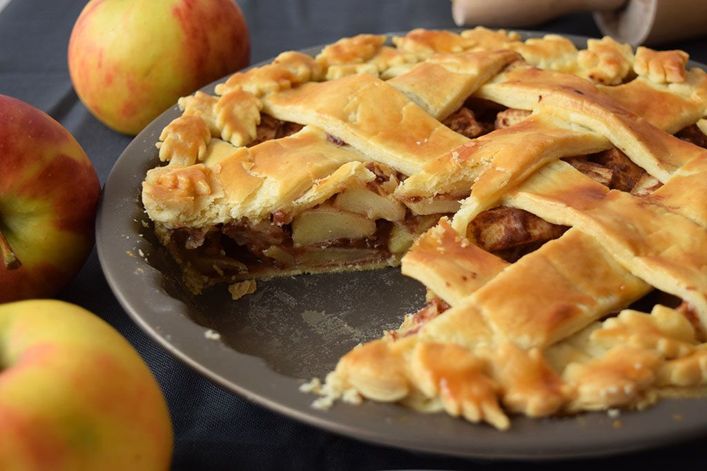 Apple Pie {Estados Unidos}