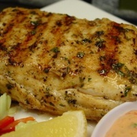 Grilled Fish Fillet Recipe