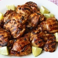Mexican Marinade Grilled Chicken Recipe