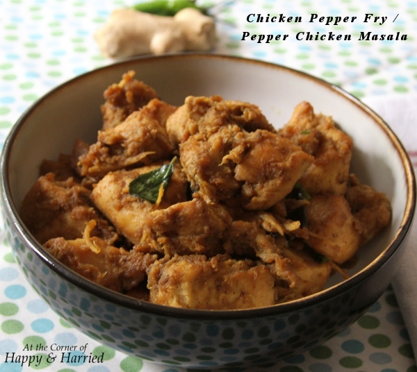 less spicy indian chicken recipes