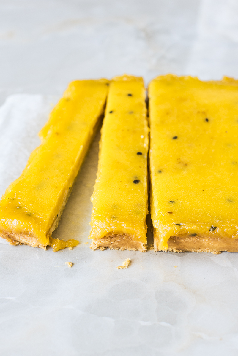 heinstirred wrote a new post, Granadilla Olive Oil Slices, on the site heinstirred