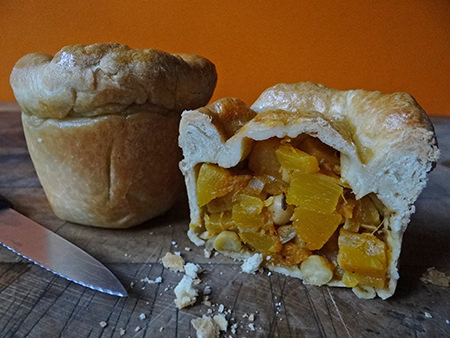 Cakes & Bakes: Cumin-spiced pumpkin chickpea pies