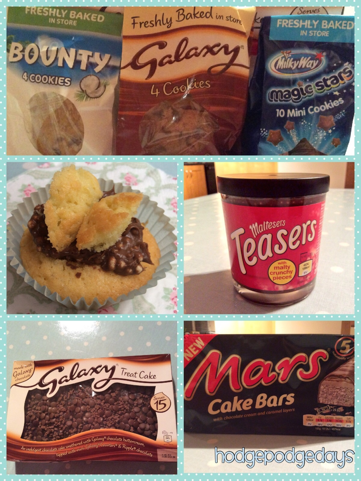 Malteser Spread & other MARS Munchies