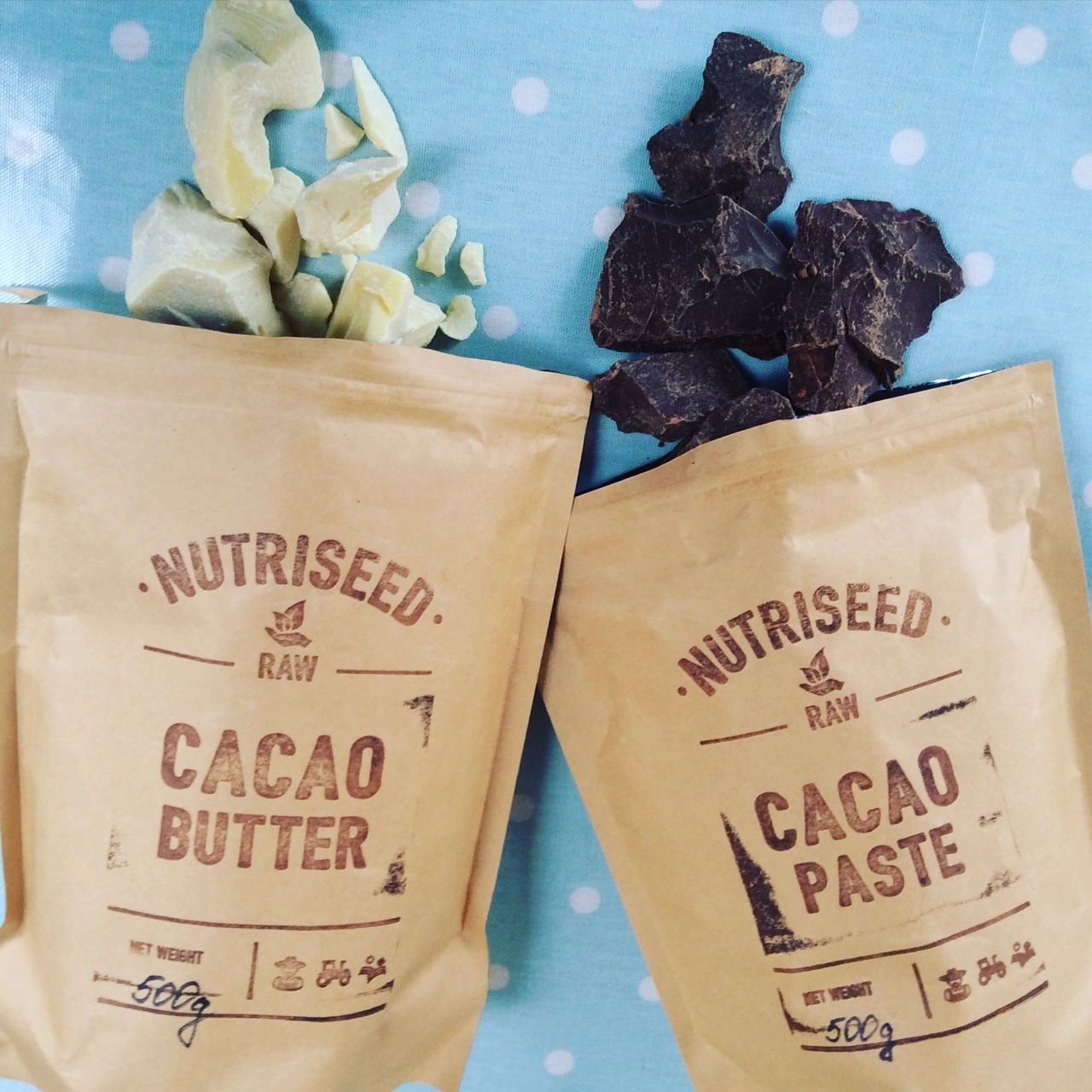 Review & Recipe: Raw Chocolate Truffles with Nutriseed goodies