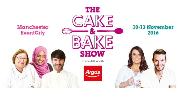 Preview: The Cake and Bake Show Manchester