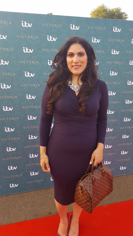 Attending the Premiere of ITV's 'Victoria' at Kensington Palace (& Review)