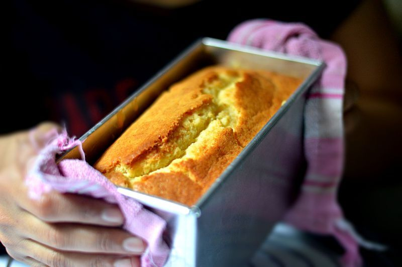 Pound cake recipe for beginners