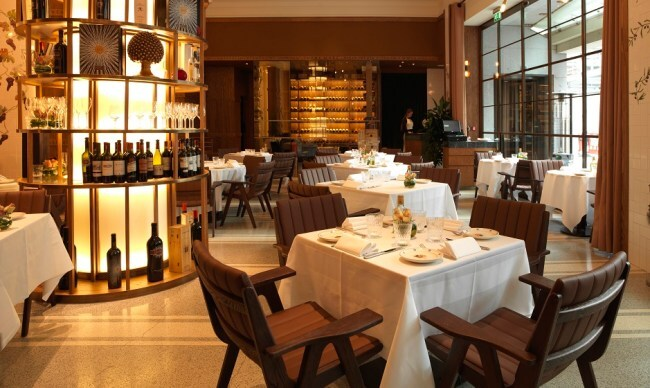 Frescobaldi Brings Tuscany To Town