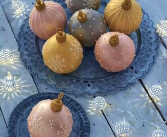 gteaux boules de nol - Colorant Gris Alimentaire