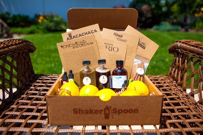 Testing Out Shaker & Spoon, The Blue Apron of Cocktails