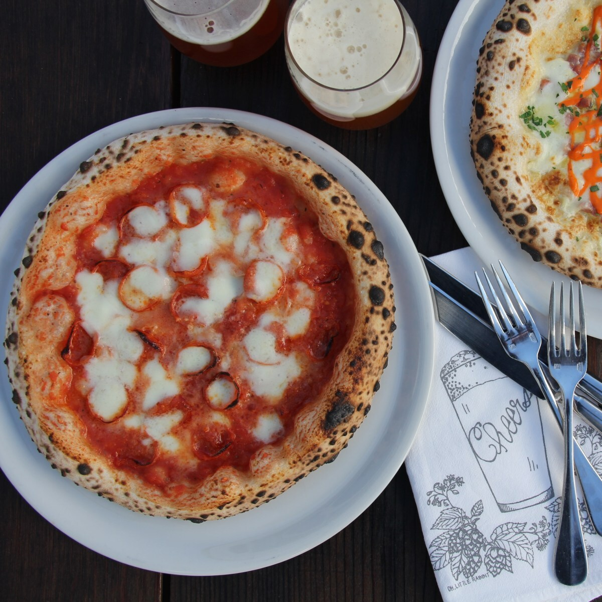 Sonoma Chef Mark Hopper on Why Sourdough Pizza Rules