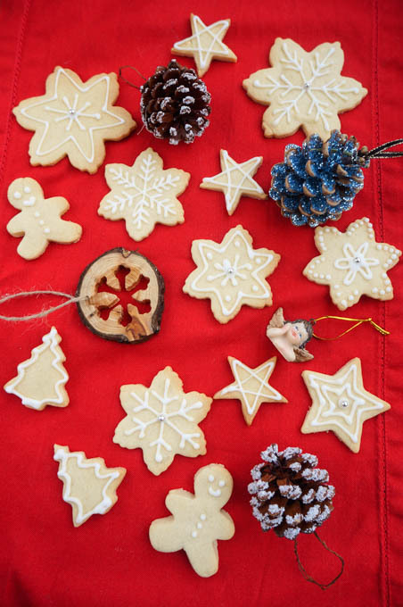 Christmas Biscuits – Le Cordon Bleu recipe