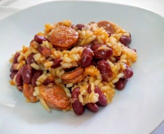 Recetas de de alubias rojas mytaste - Alubias rojas con costilla ...