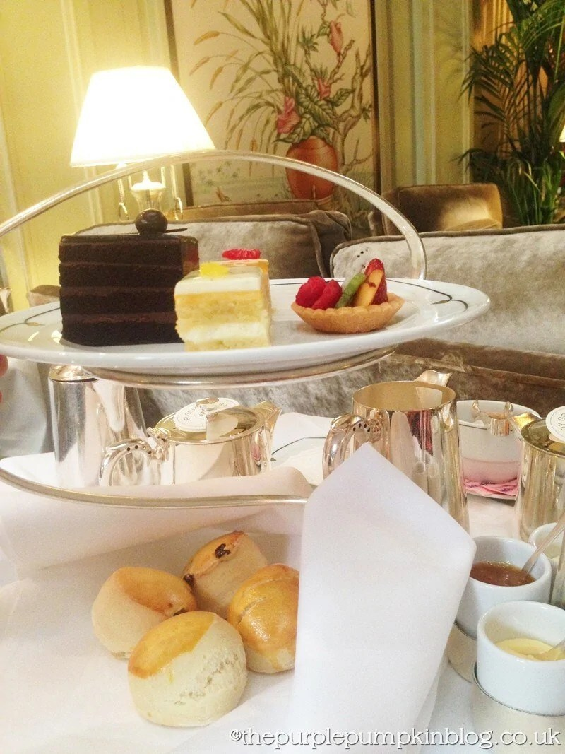 Afternoon Tea at The Park Lane Hotel, London