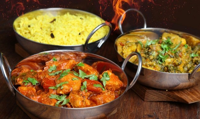 Hotting Up For National Curry Week
