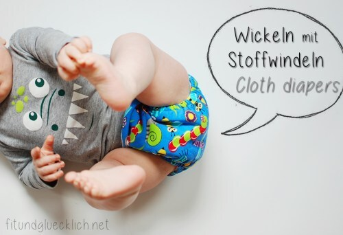 {Baby} 6 Monate Stoffwindeln – Unsere Erfahrungen / 6 months cloth diapers – our experience