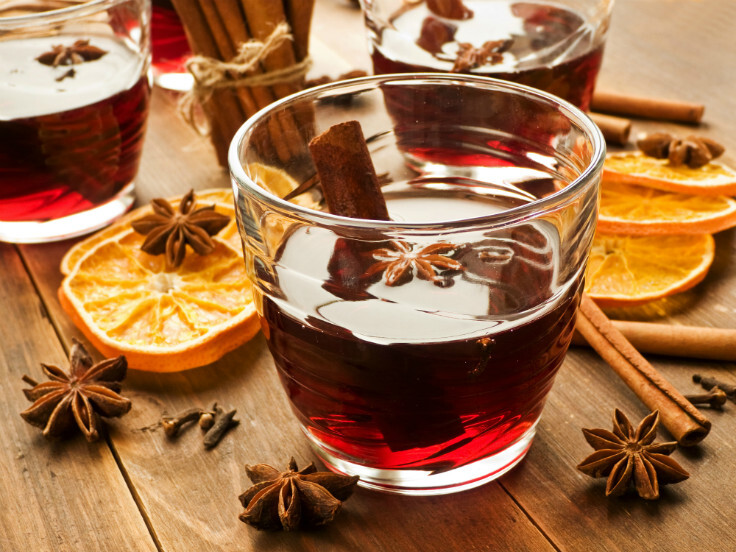 Cherry Mulled Mocktail Recipe
