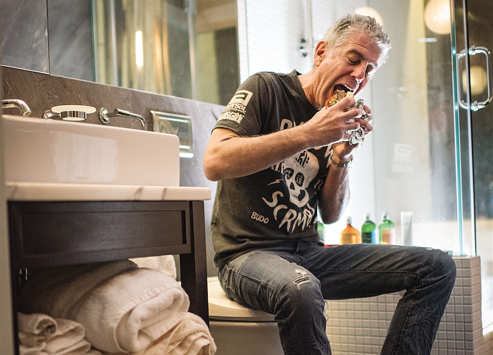 The 8 Most Intriguing Recipes from Anthony Bourdain's New Appetites Cookbook