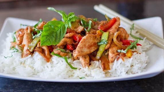 Chicken With Oyster Sauce Stir Fry Recipe