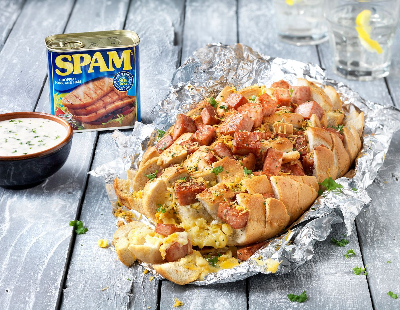 SPAM Appreciation Week : Recipe & Giveaway