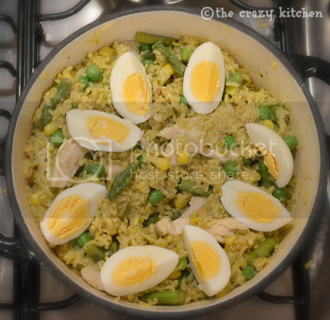 Chicken Kedgeree