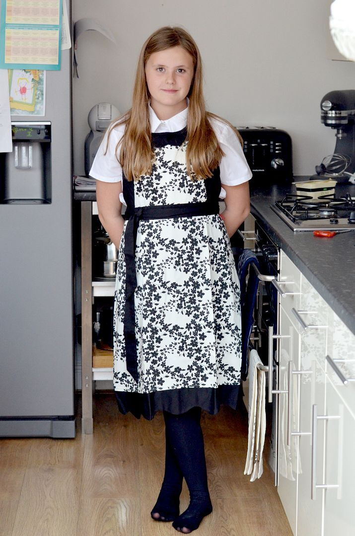 Pinny Girls Luxury Aprons