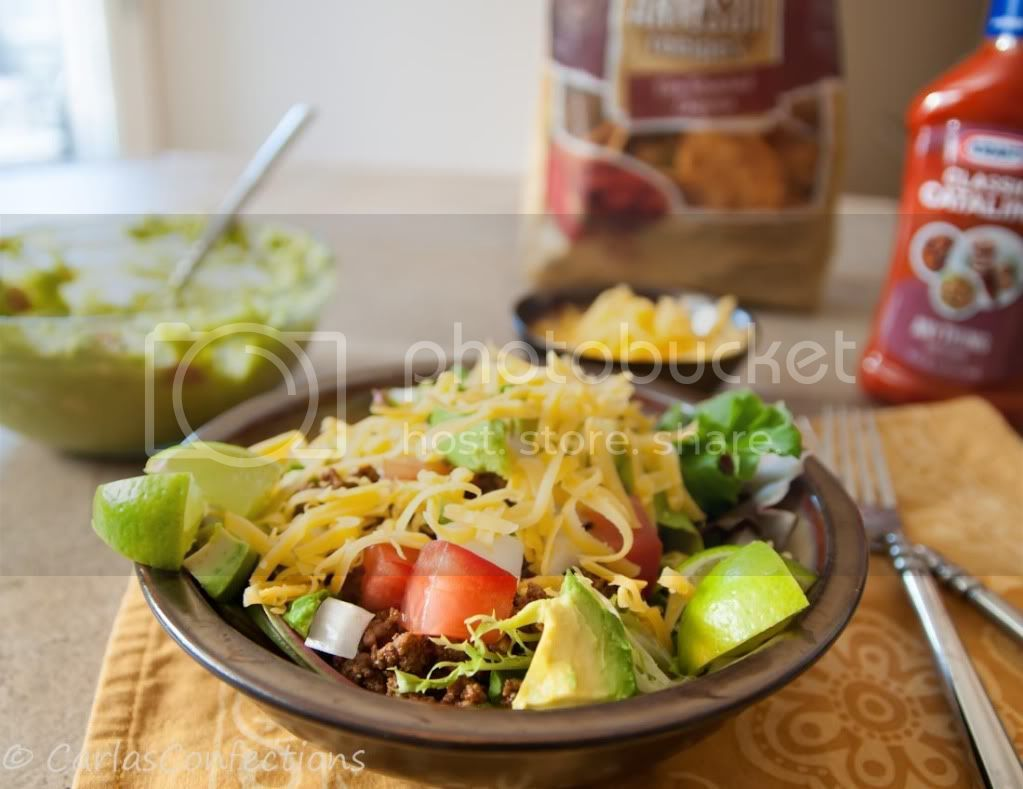 Fresh Friday: Taco Salad