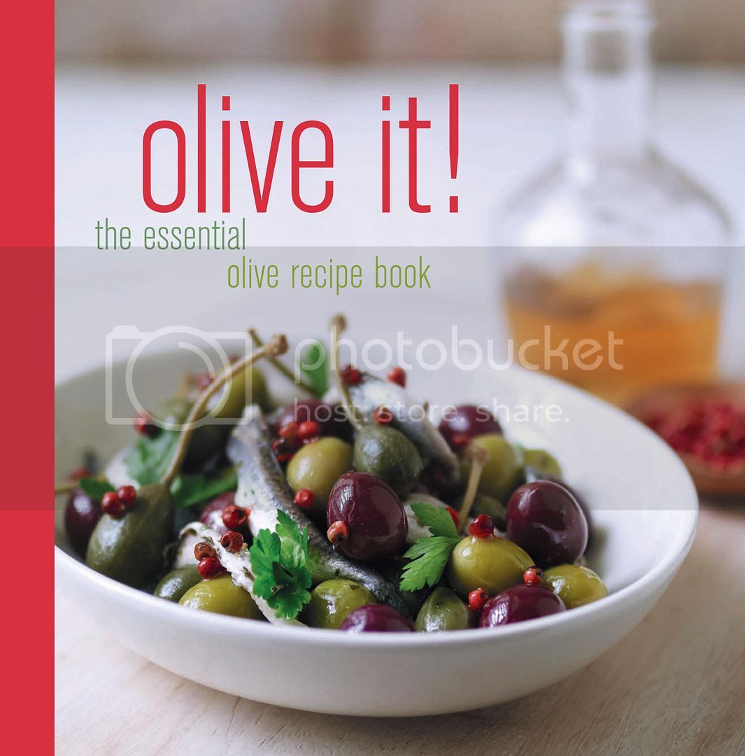 Win 1 of 20 Olive It! Recipe Books