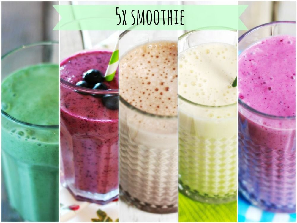 5x smoothies