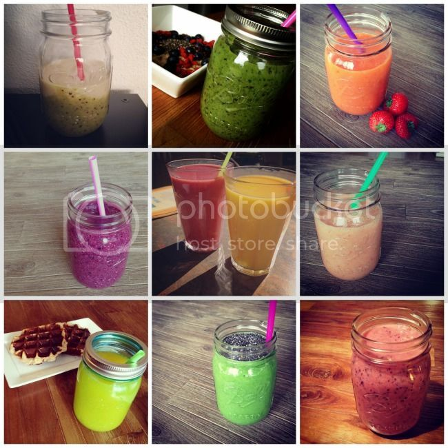 Update | Smoothie Challenge