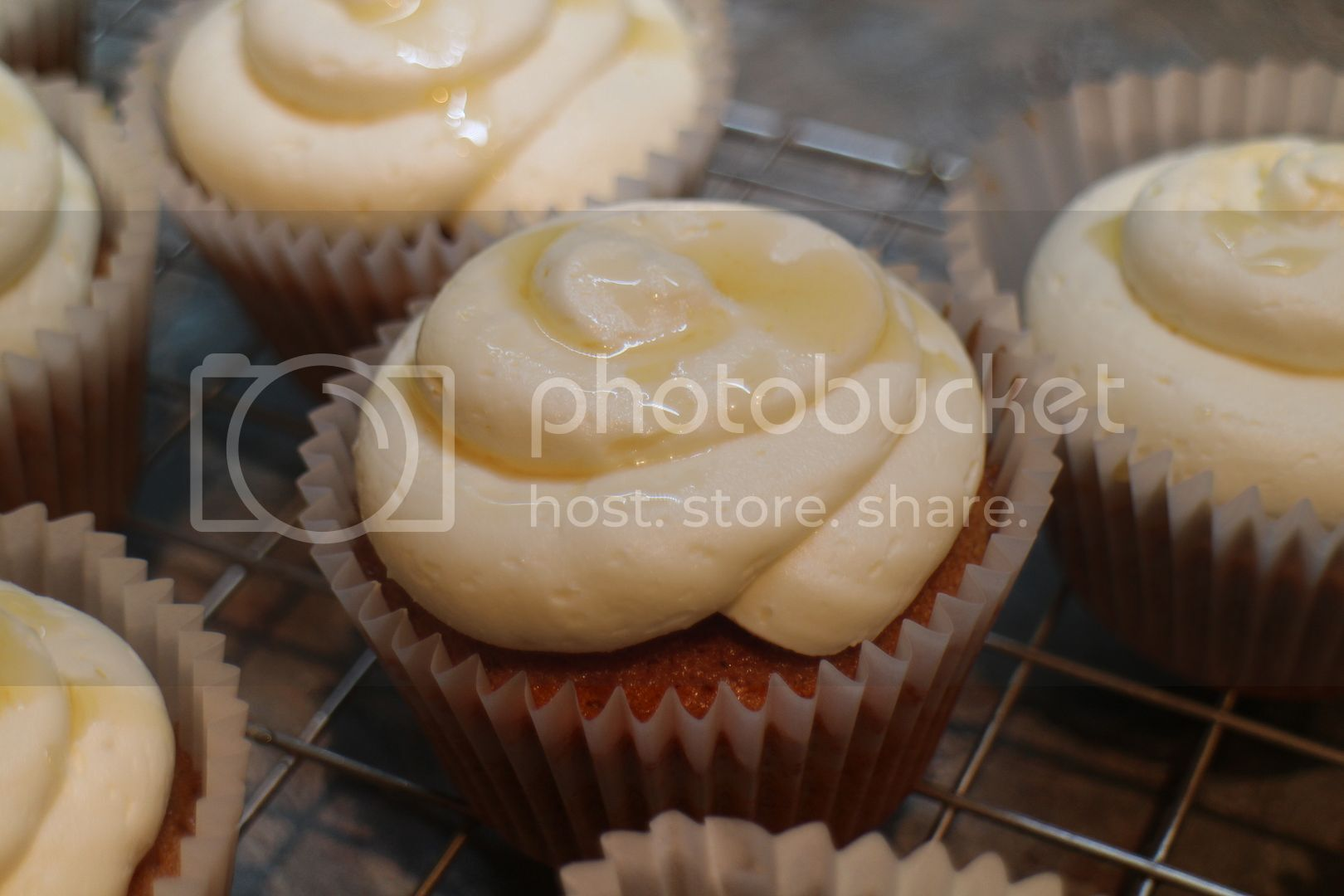 Baking: Hot Toddy Cupcakes