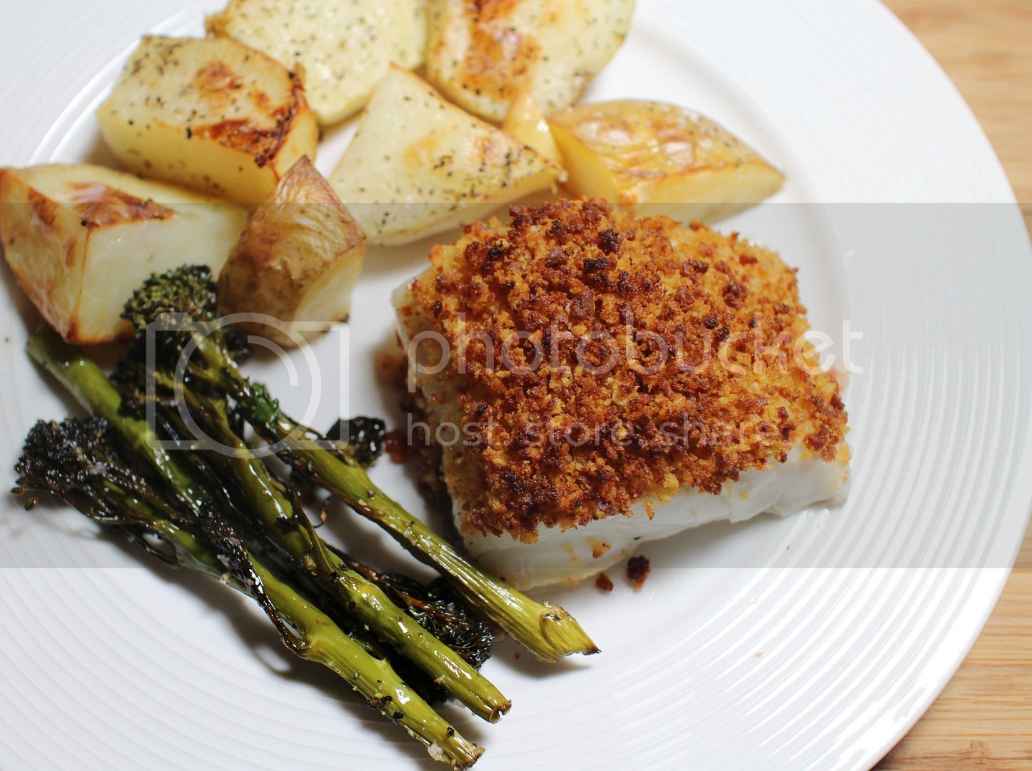 Recipe: Spanish-Inspired Chorizo Crusted Fish