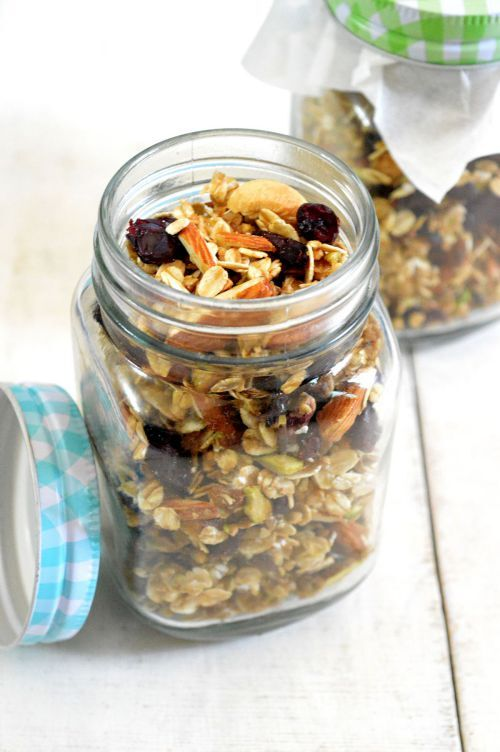 Healthy and Easy Granola