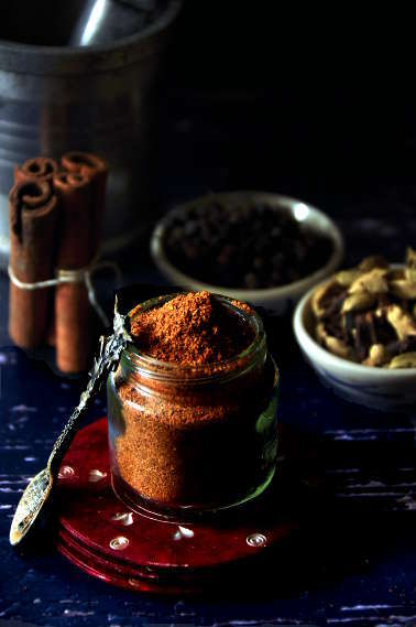 Chole Masala Spice Mix