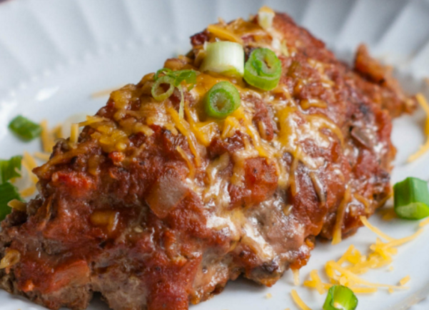 Mexican Chili Meatloaf