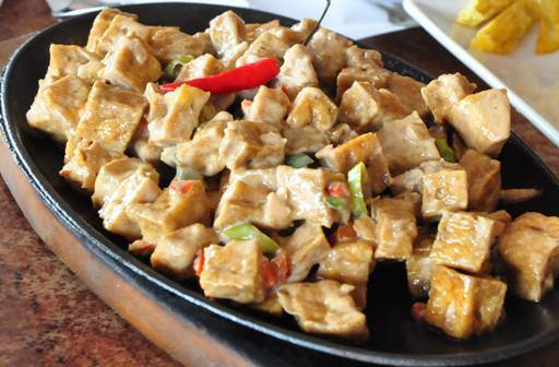 How to prepare delicious Max's-Style Sizzling Tofu Recipe