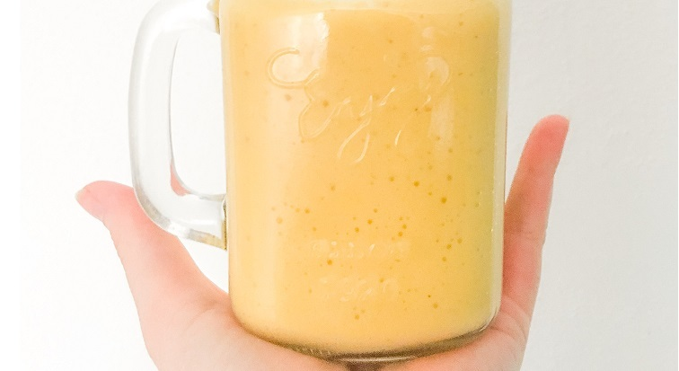 RECEPT | YELLOW PASSION SMOOTHIE