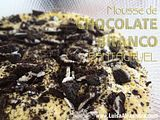 Mousse de Chocolate Branco PANTAGRUEL