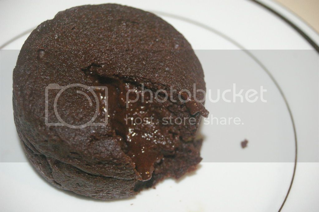 Bringing Back Dessert - Chocolate Lava Cake