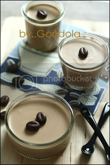 Coffee - Chocolate Cream Cheese Mousse