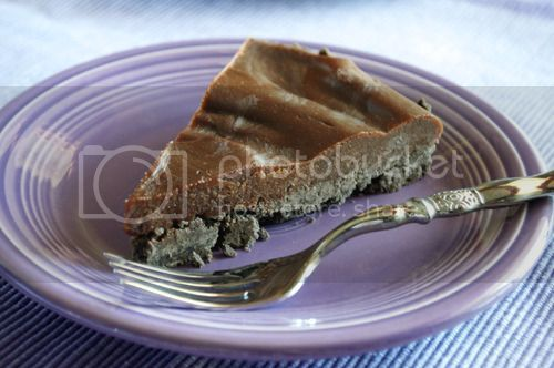 French Fridays with Dorie – Cocoa Sable Tart