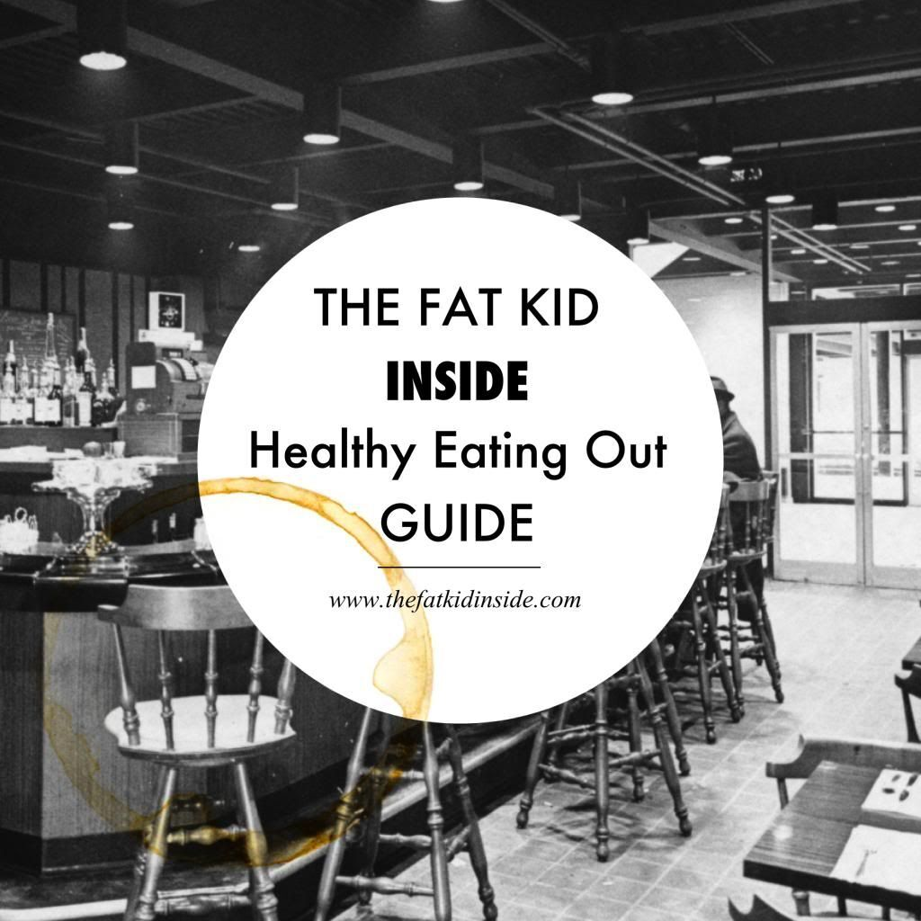 Healthy Eating Out – The Fat Kid Inside Guide