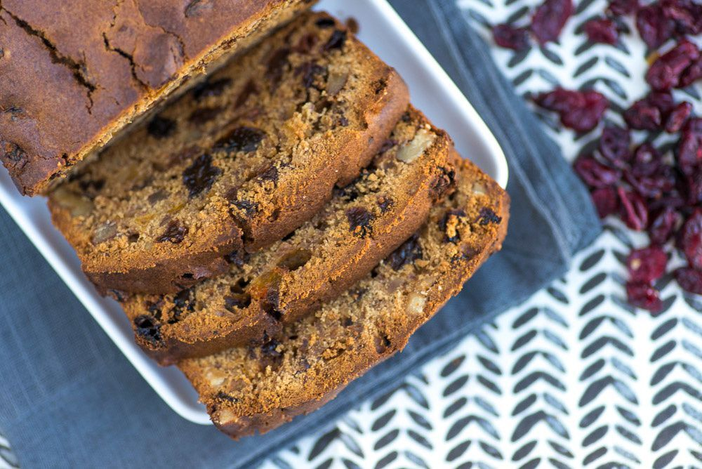 Fruit Loaf Cake