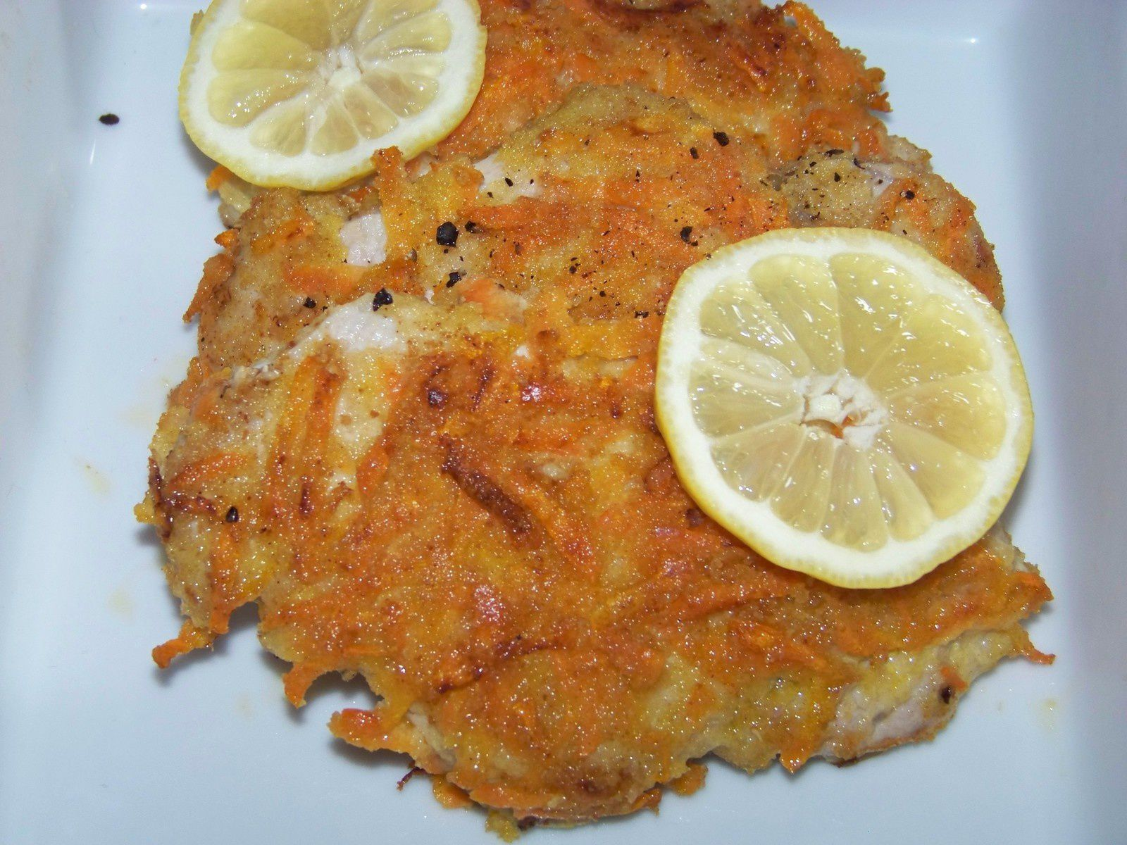escalopes panées