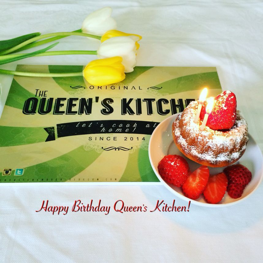 due anni con queen's kitchen