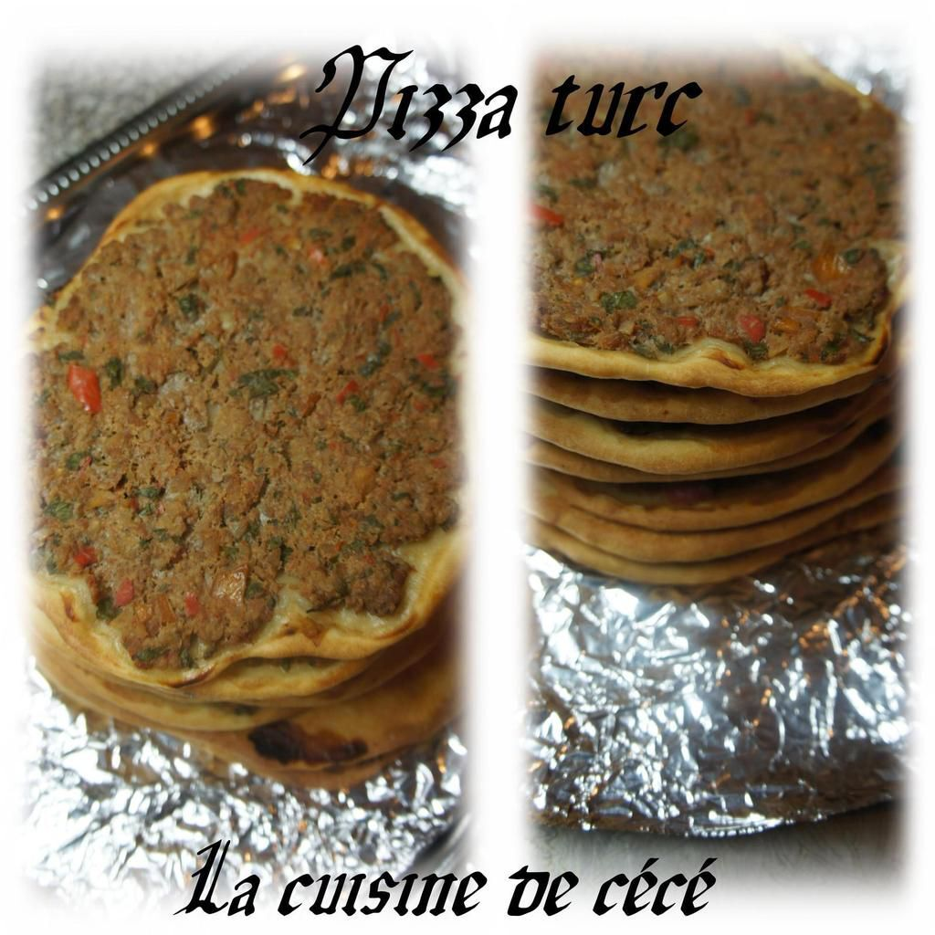 Pizza turc