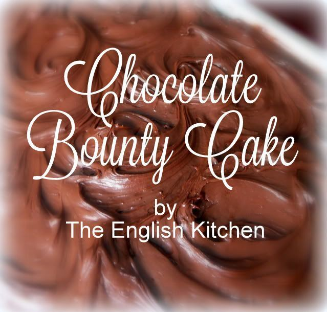 Chocolate Bounty Cake