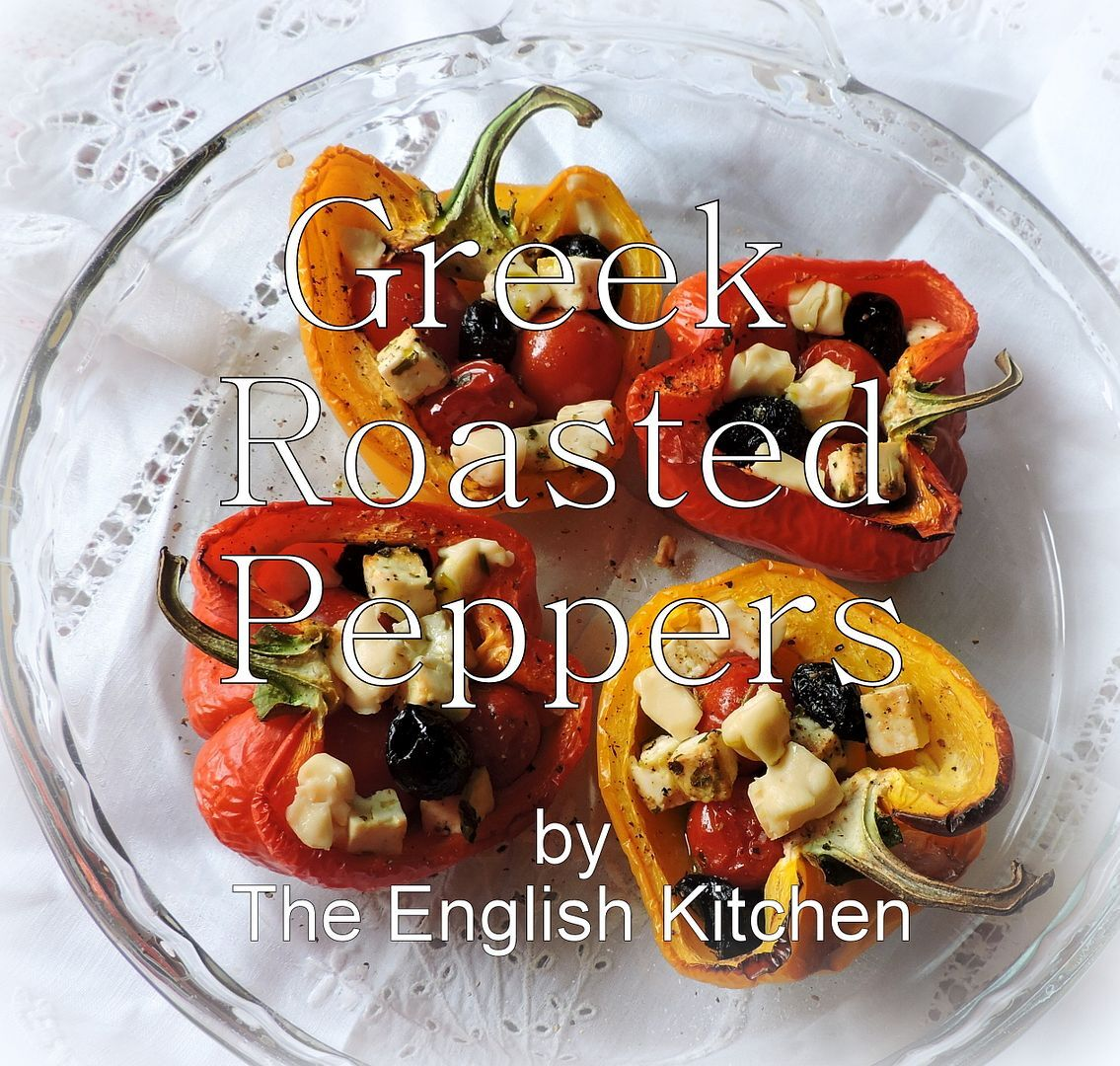 Greek Roasted Peppers