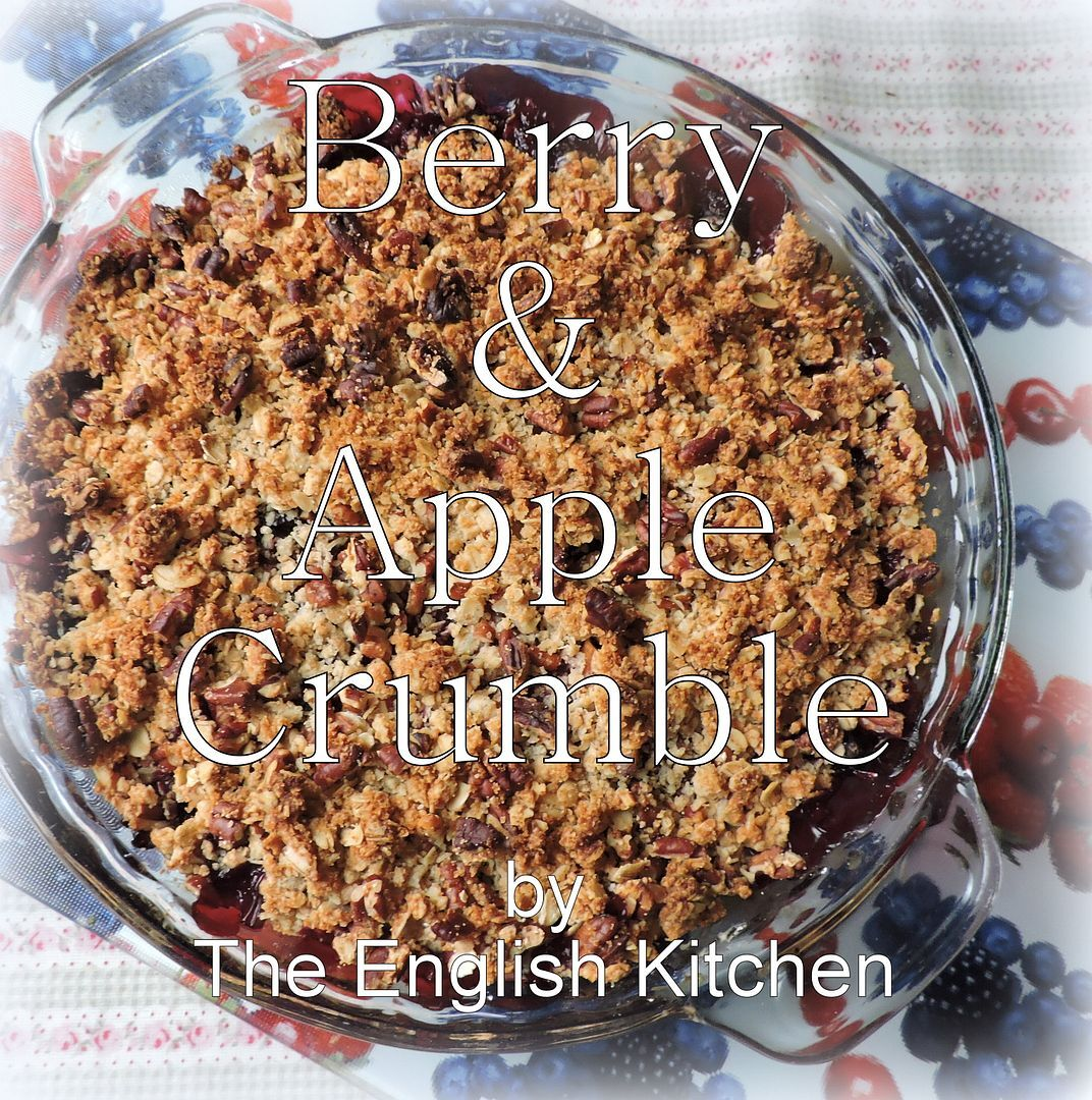 Black currant and red currant crumble recipes - myTaste