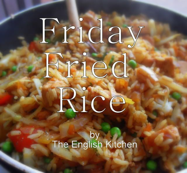 Friday Fried Rice